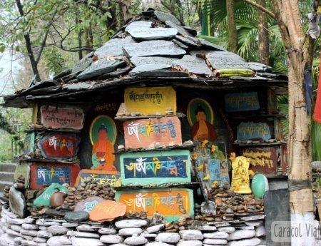 McLeod Ganj: el exilio tibetano en la India
