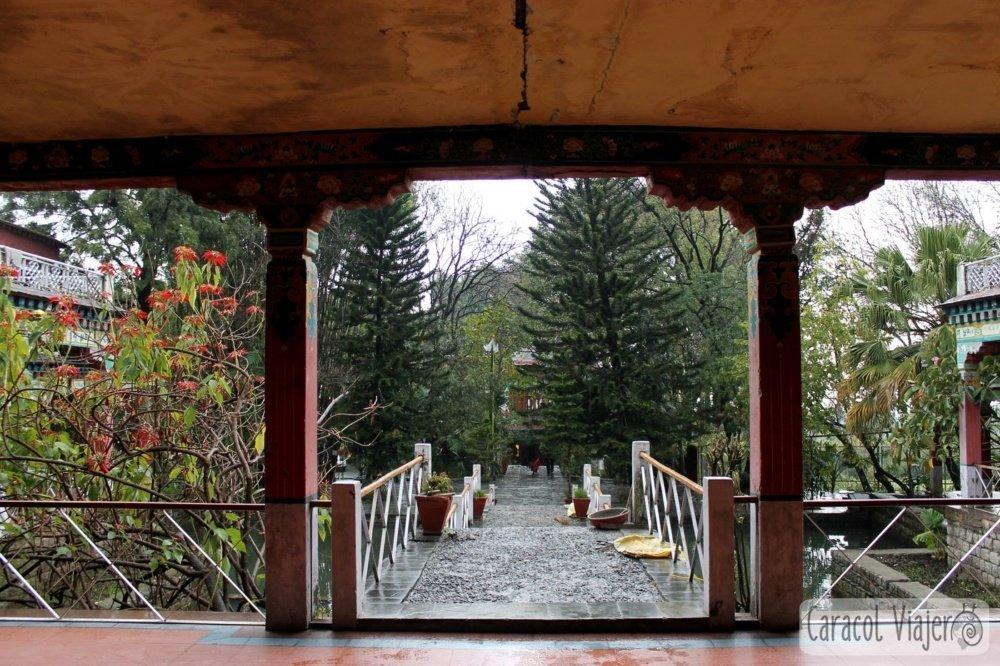 exilio tibetano en la India
