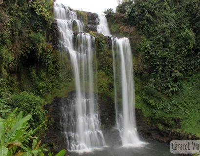 ¿Cuántos días en el sur de Laos? Bolaven Plateau