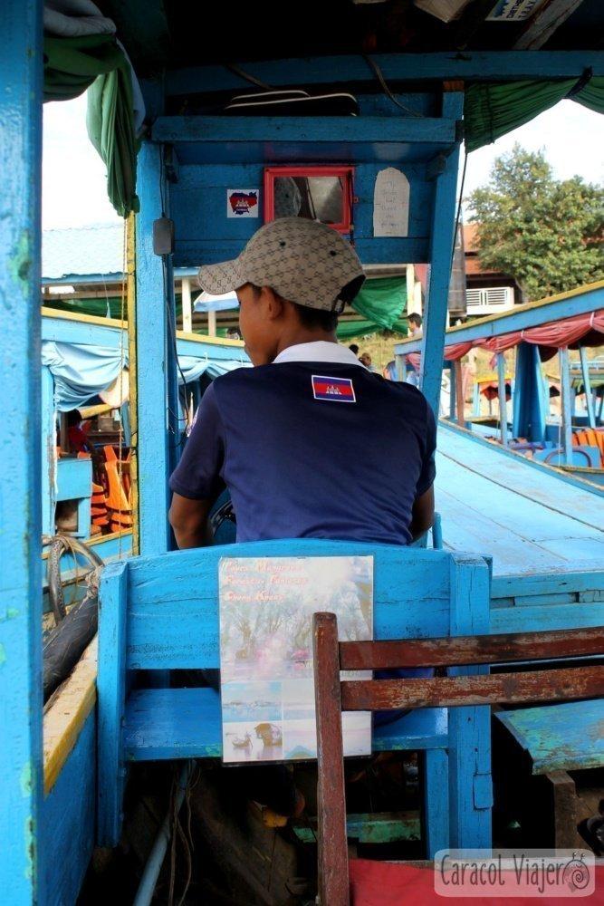 Crucero por Camboya