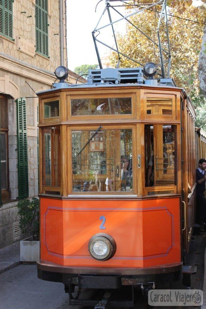Ruta alternativa por Mallorca: Tranvía Sóller