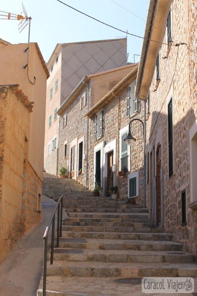 Casas del Puerto de Sóller