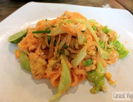 Tailandia ¡comida y precios de Ayutthaya!