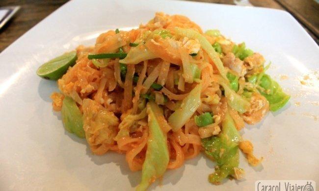 ¡Comida y precios de Ayutthaya!