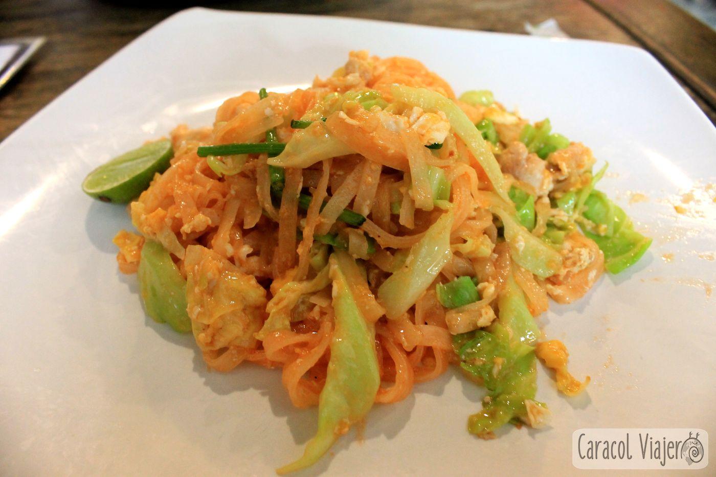 Pad Thai de Tofu