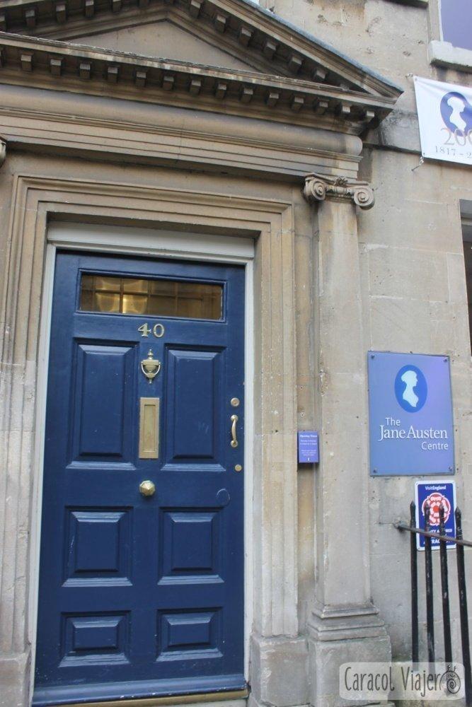 Centro de Jane Austen, Bath