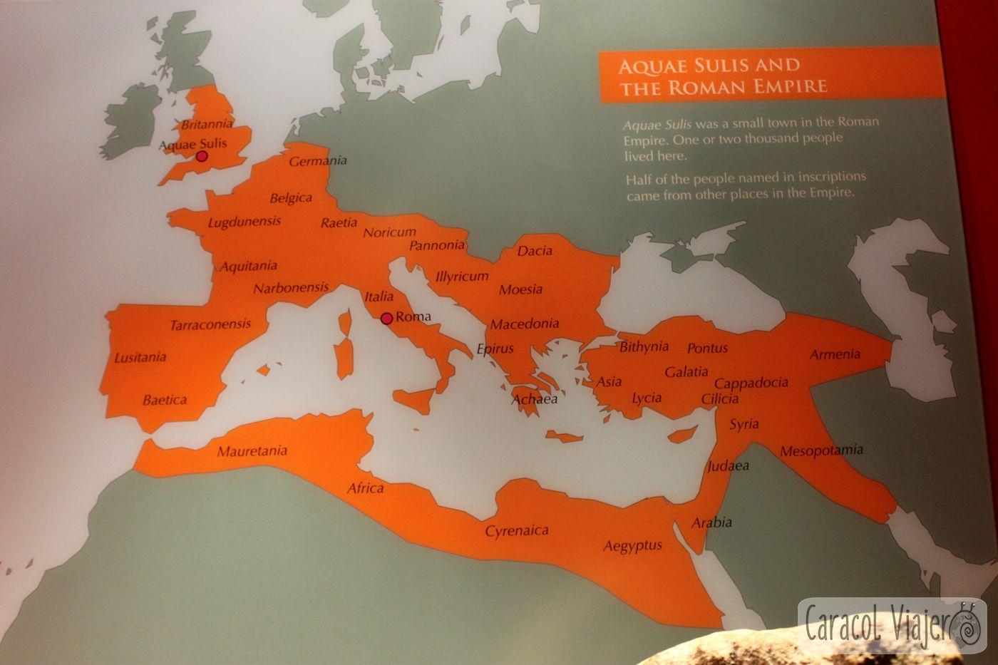Mapa romano