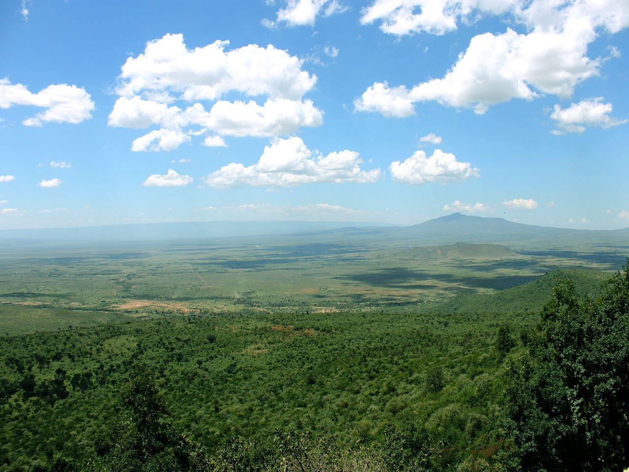 Valle del Rift, Kenia.