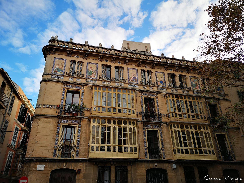Edificios en Palma