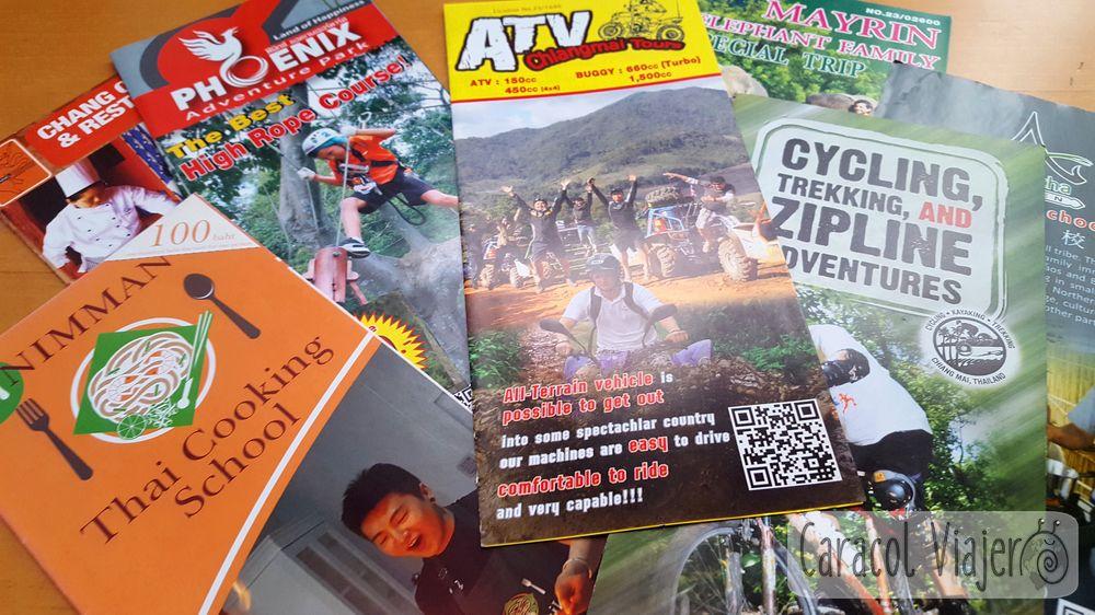 Actividades y excursiones desde Chiang Mai