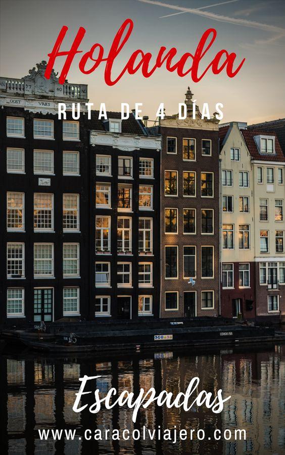 4 días en Holanda