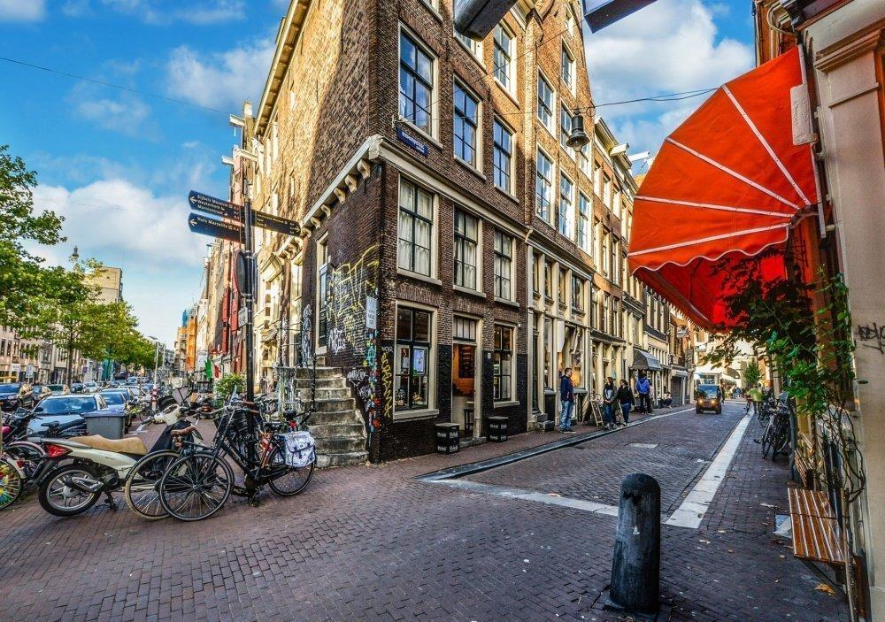 Callejeando por Holanda