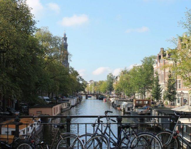 Cómo ir del aeropuerto de Ámsterdam al centro