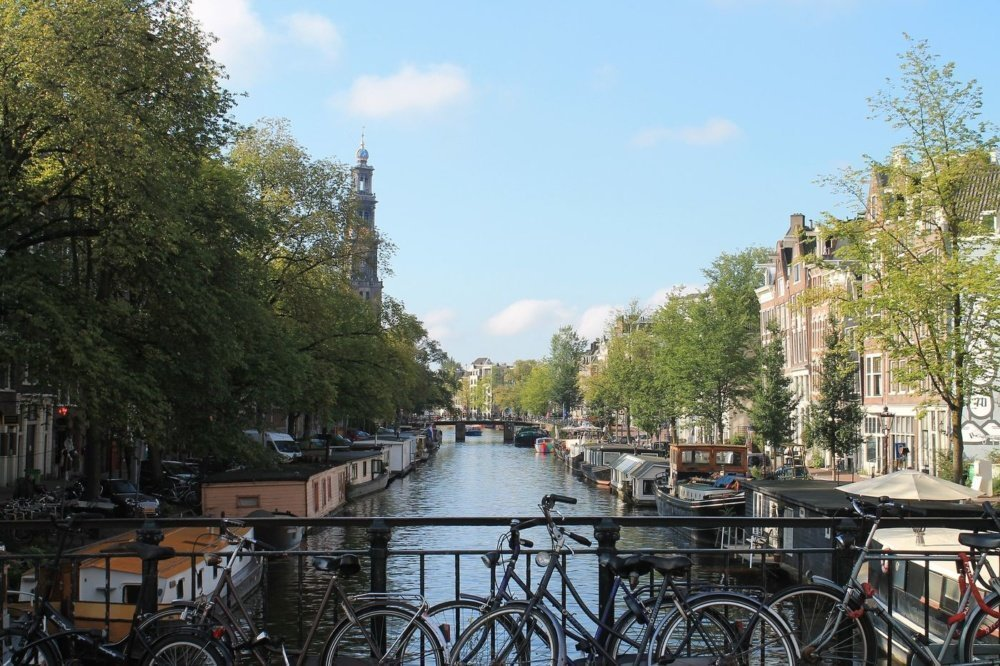 Bicis Ámsterdam