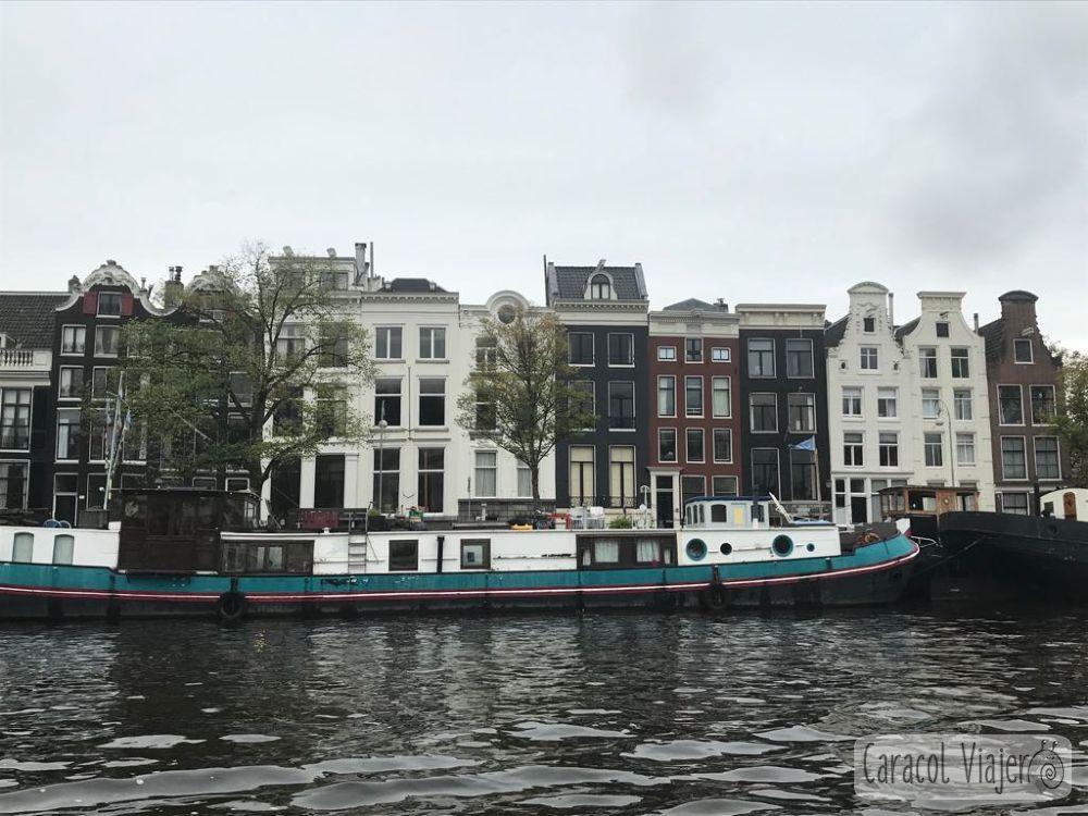Crucero Ámsterdam