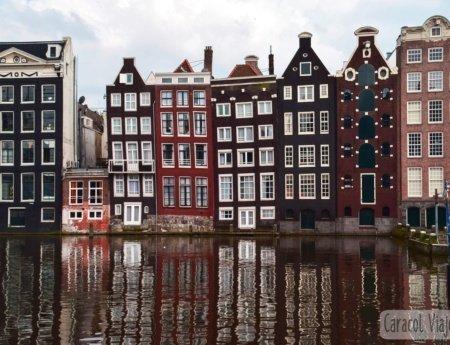 Recorrido por 10 lugares de interés de Ámsterdam