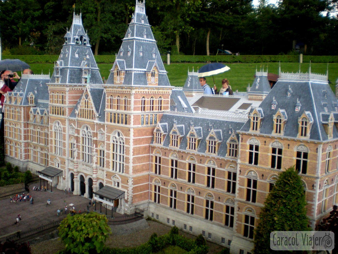 Viajar a Holanda: Madurodam