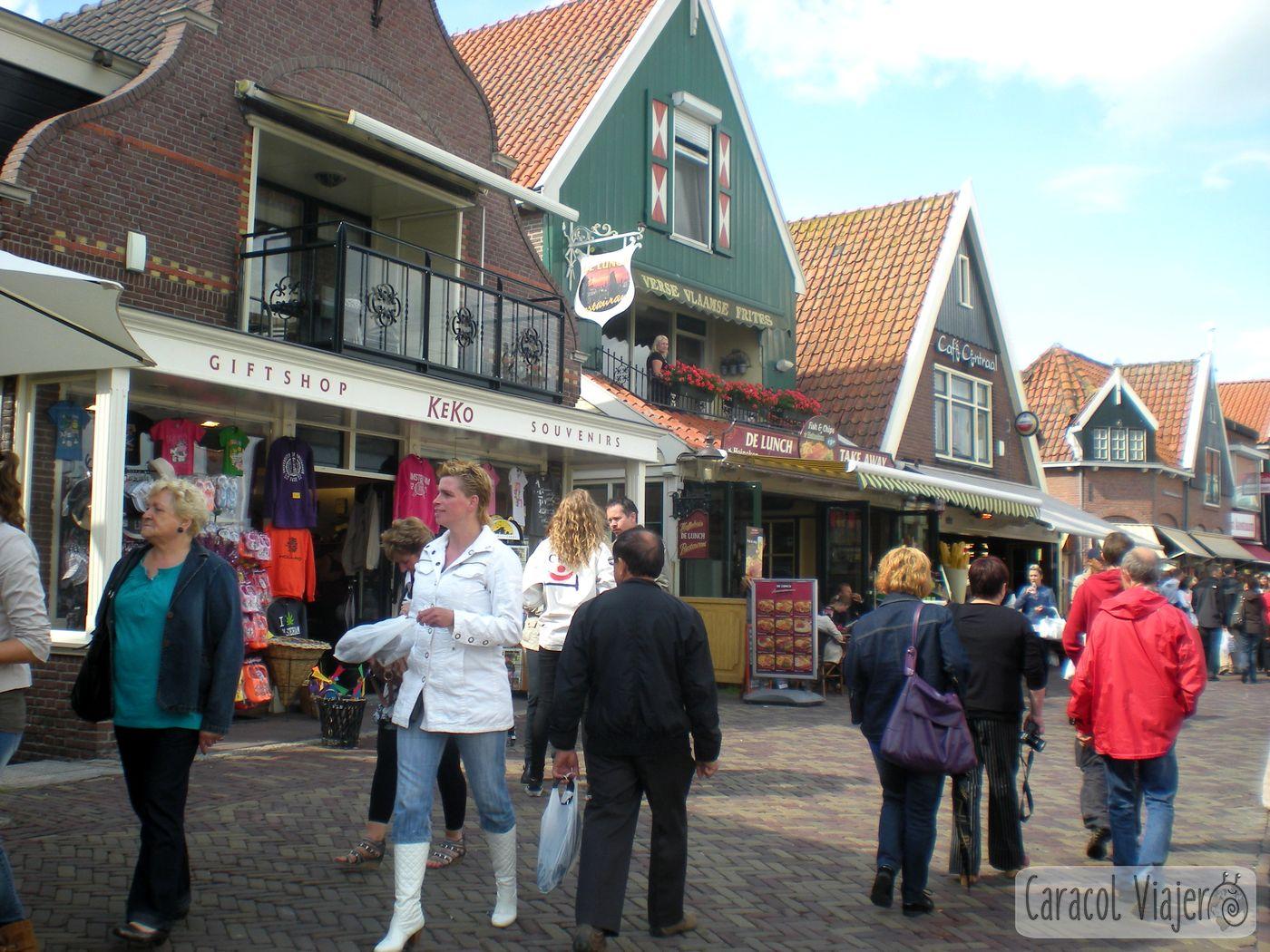 Volendam Holanda