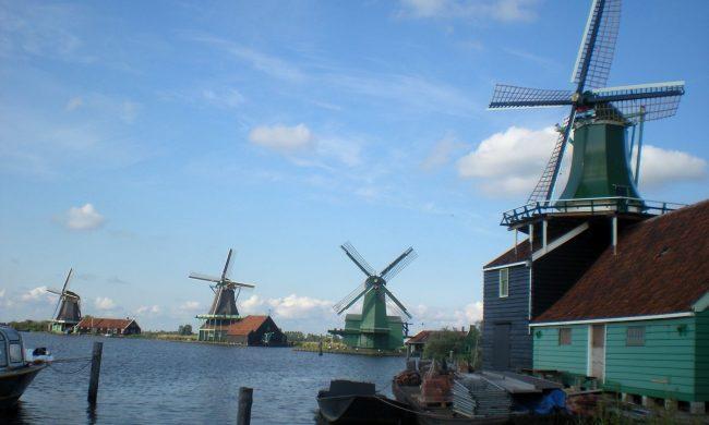 Excursiones desde Ámsterdam: Delft y Volendam