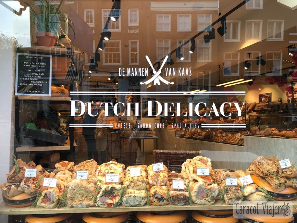 Dutch delicacy Ámsterdam