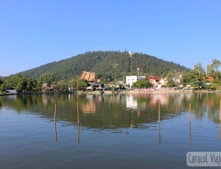 El norte de Tailandia: Mae Hong Son