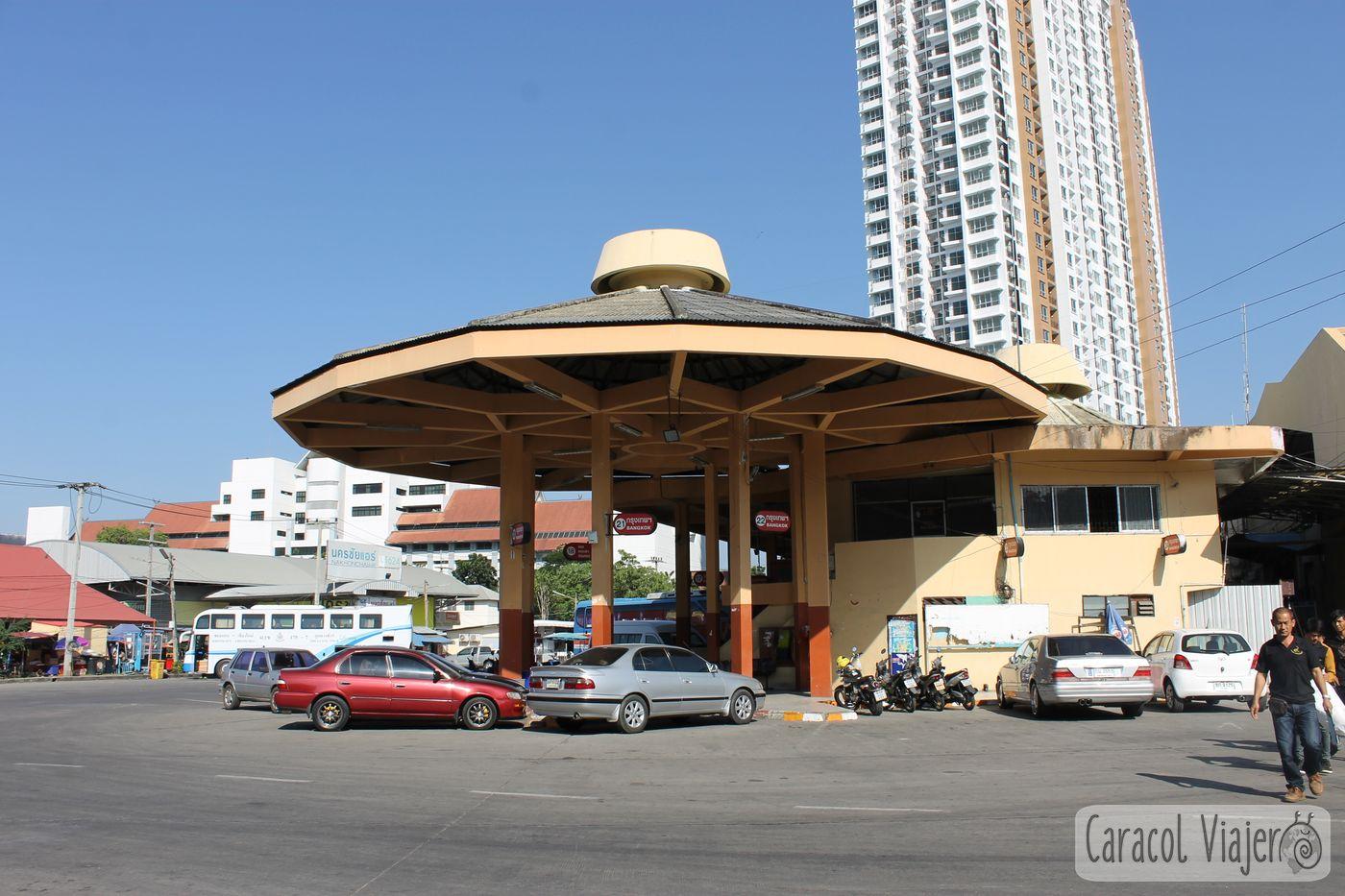 Chiang Mai Bus Terminal 2 (Arcade Bus Terminal)
