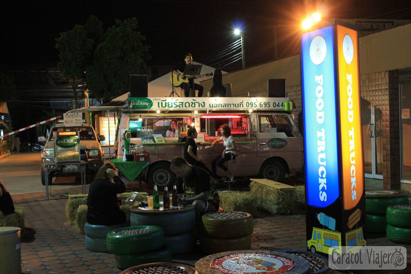 Chiang Mai Kalare Mercado