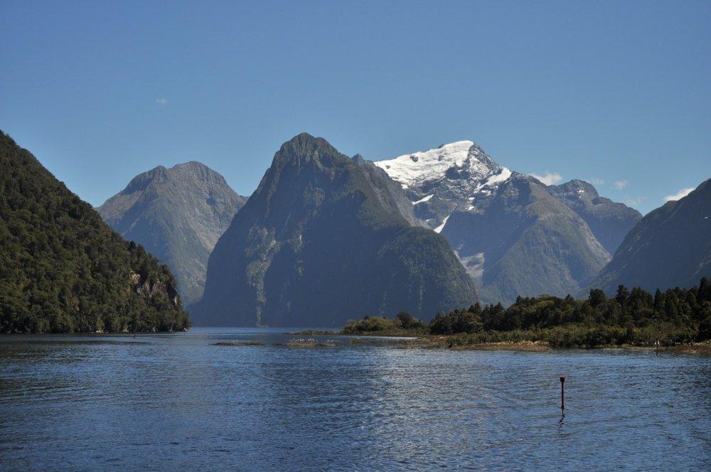 Fiordo Nueva Zelanda