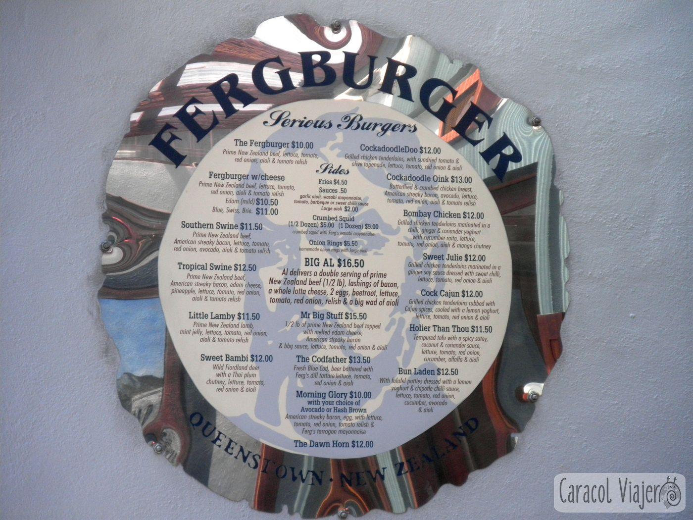 Fergburger la mejor hamburguesa del mundo