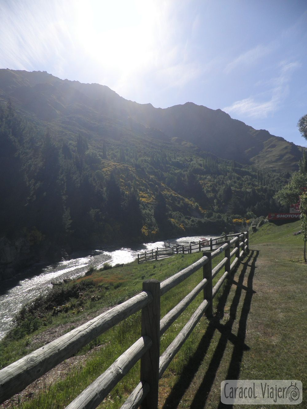 Rafting río Kawarau