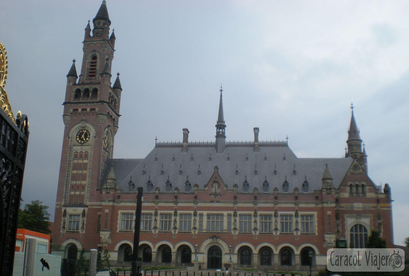 Palacio Paz Vredespaleis
