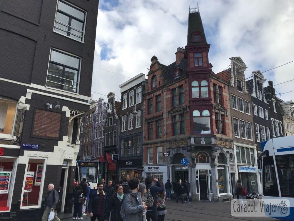 Ámsterdam ciudad