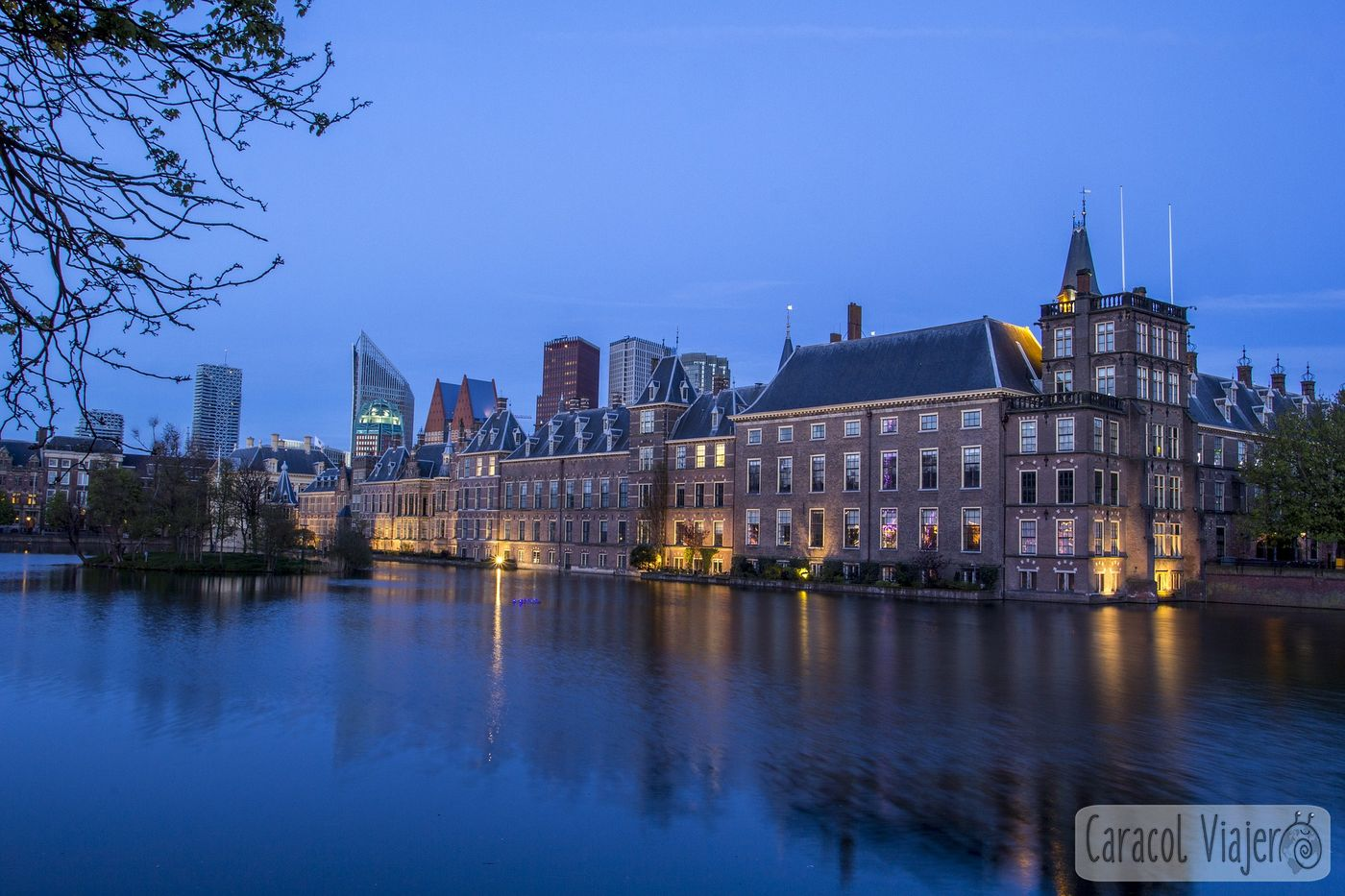visitar Holanda en 4 días