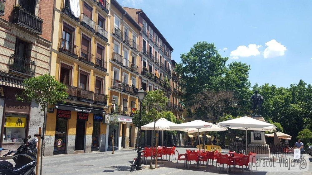 Plaza del rastro