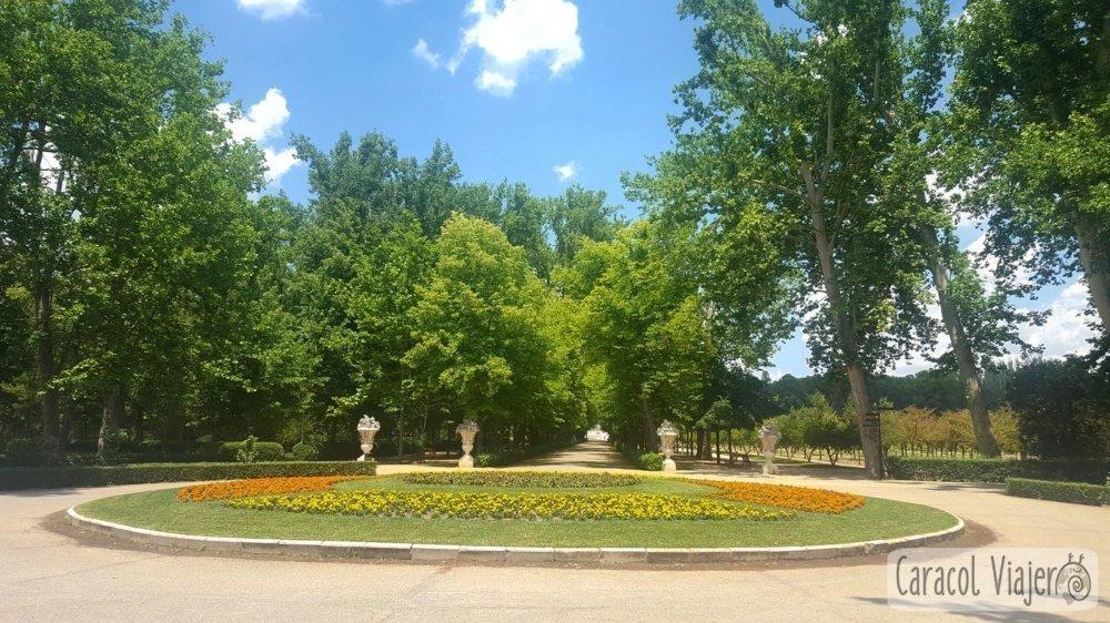 Jardines del Príncipe - Aranjuez