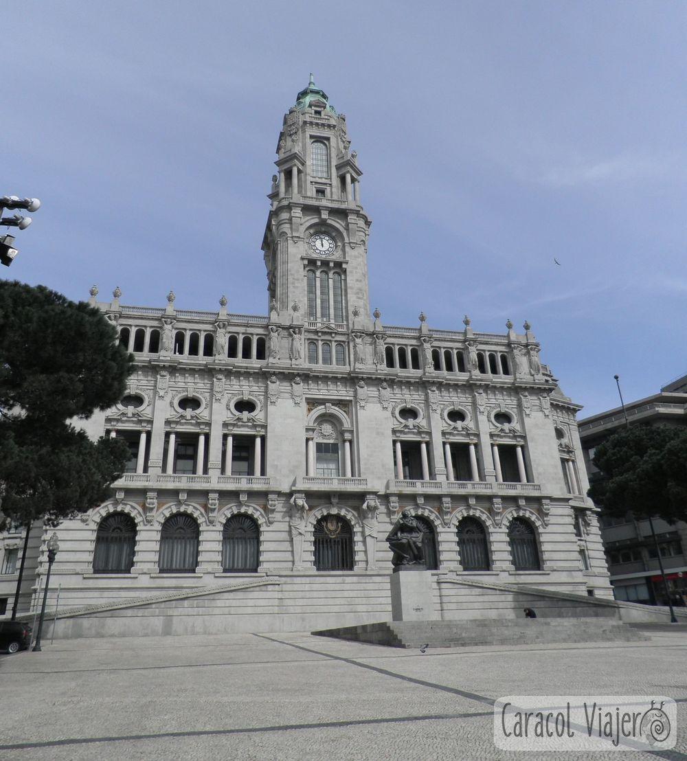 Ayutnamiento de Oporto