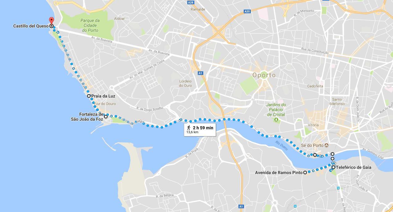 Oporto y Vila Nova de Gaia