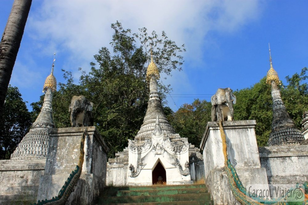 Wat Muai To en Mae Hong Son
