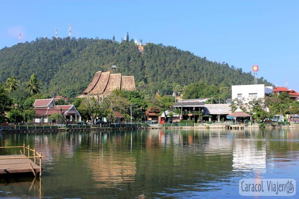 Localidad de Mae Hong Son