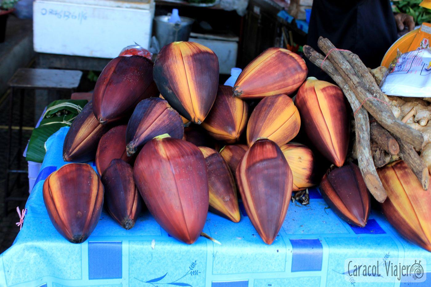 Comida curiosa de Tailandia