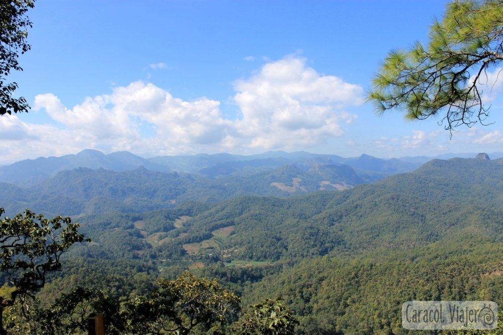 paisaje Tailandia