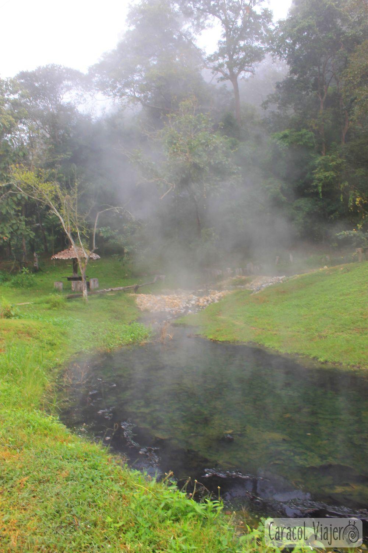 aguas termales de Pai
