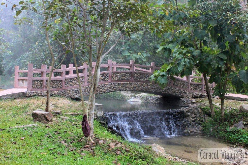 qué hacer en Tailandia - Aguas termales