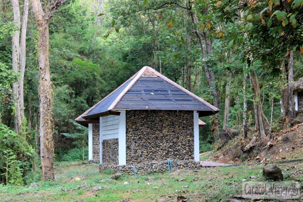 hot springs de pai - bungalows