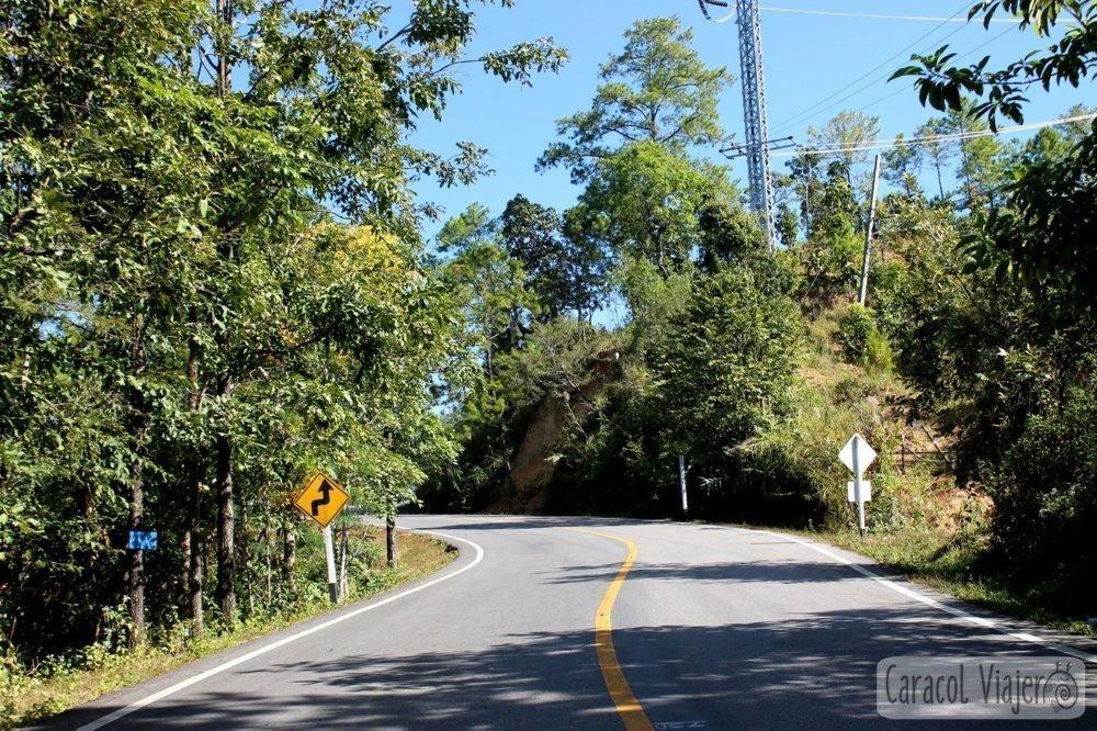 Carreteras en Tailandia