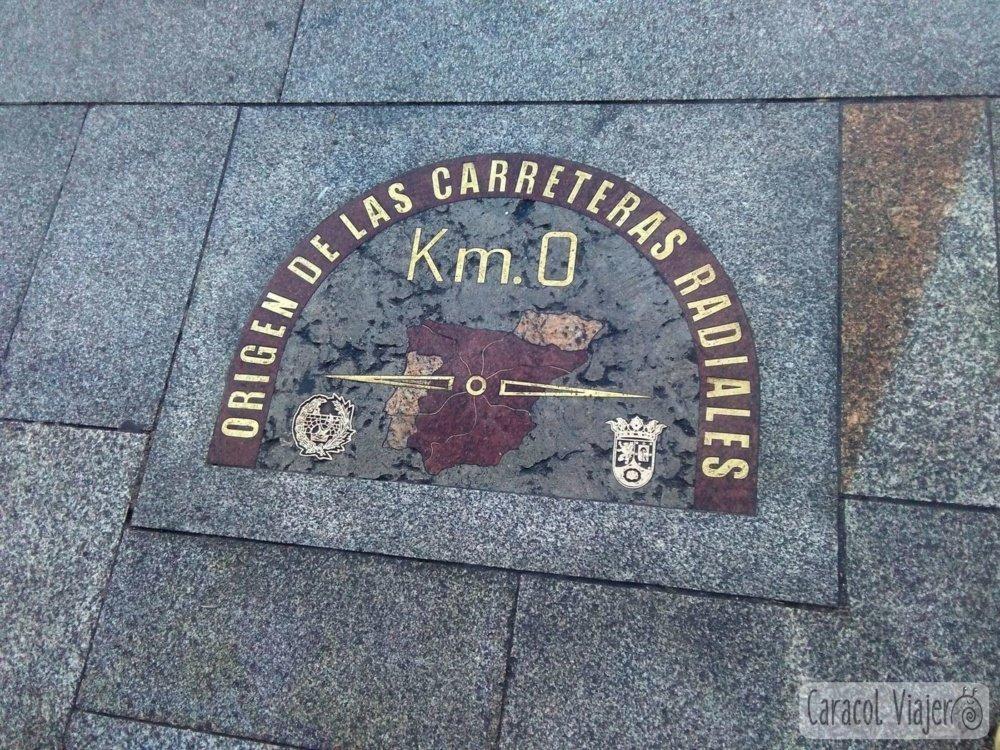 España, Madrid kilómetro 0