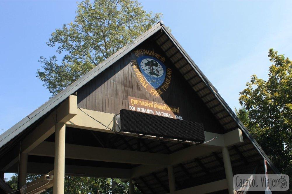 Entrada Parque Nacional Doi Inthanon
