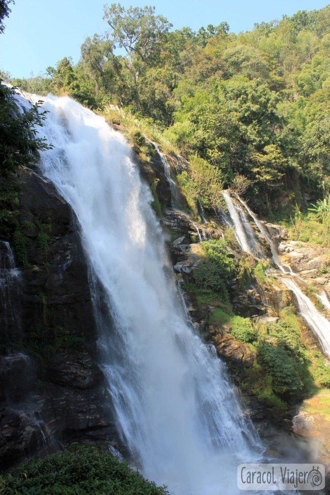 Excursión a Doi Inthanon: Tailandia