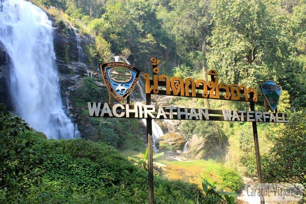 Wachirathan Waterfall cartel