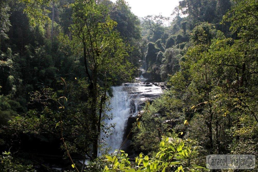 Cascadas norte Tailandia
